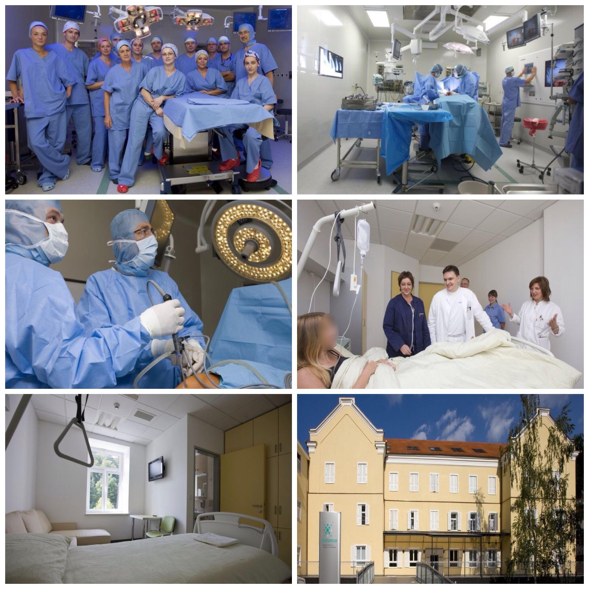 Эндопротезирование в Хорватии, все виды ортопедических операций (крупнейшая частная ортопедическая клиника)